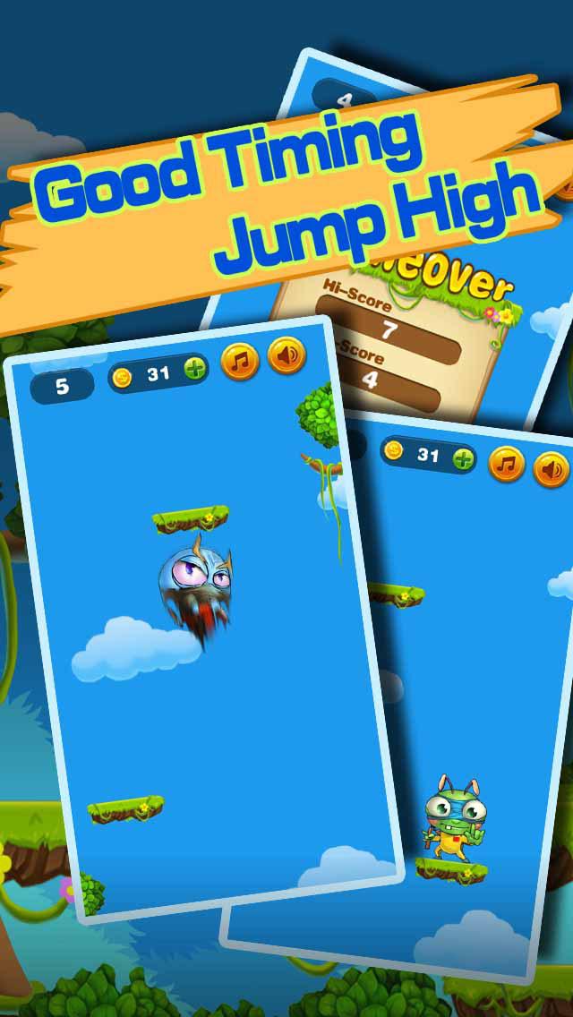 Jumpy Bug screenshot 3