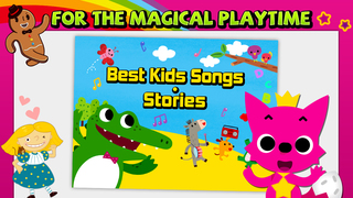 Baby Shark Best Kids Songs screenshot 1