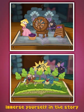StoryToys Sleeping Beauty screenshot 10