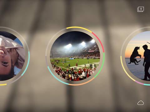 Spark Camera – capture, edit and share beautiful videos screenshot 10