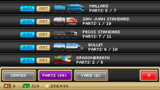 Pocket Trains - Free Railroad Empire Building screenshot #4