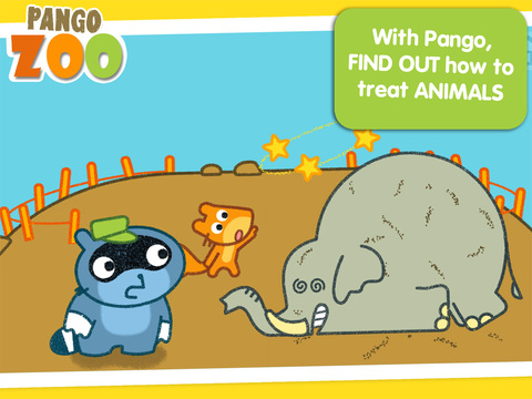 Pango Zoo screenshot 9