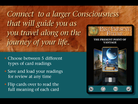 The Enchanted Map Oracle Cards - Colette Baron-Reid screenshot 5