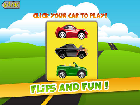A Tiny Toy Cars Epic Hill Climb Hot Heroes Racing Game For Kids Advert Free screenshot 8