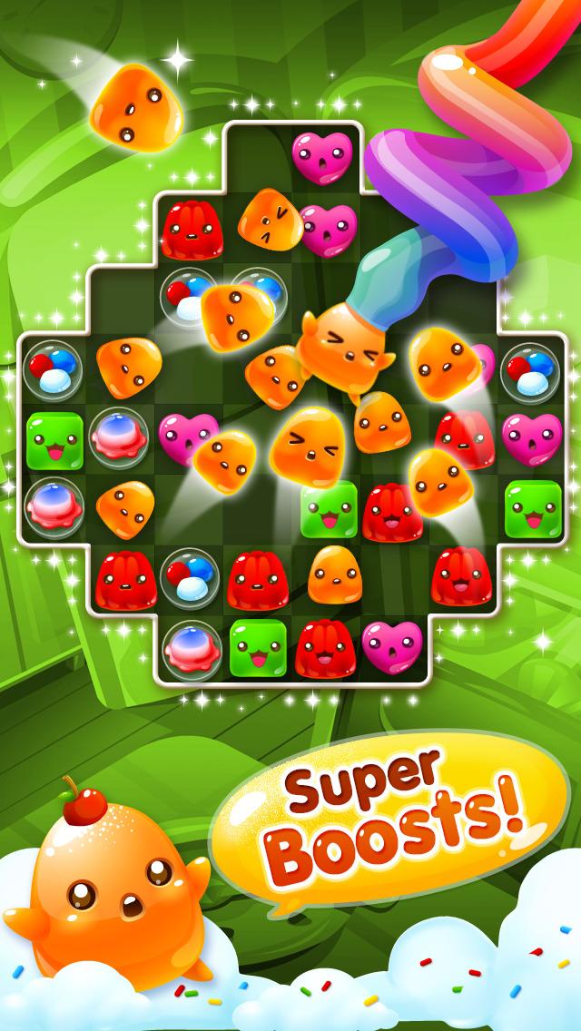 Jelly Mania™ screenshot #2