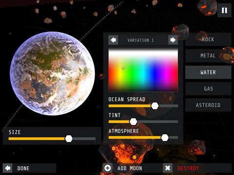 Interstellar screenshot #2