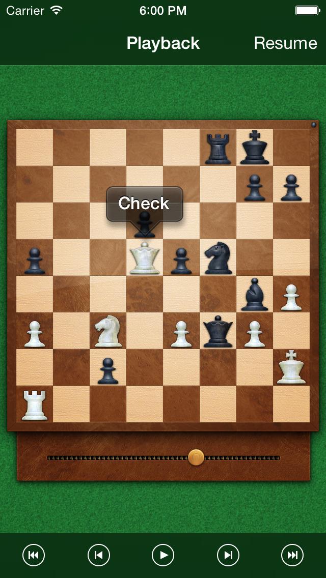 Deep Green Chess screenshot #2