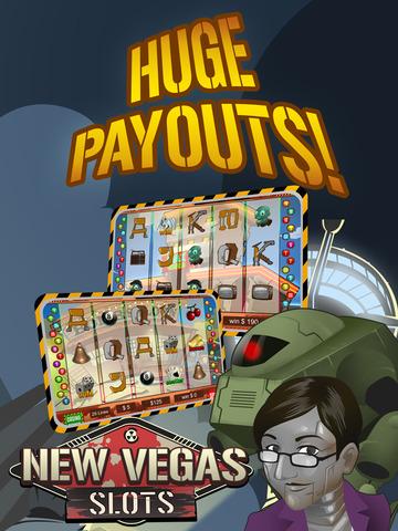 ``New Vegas`` Slots PRO screenshot 8