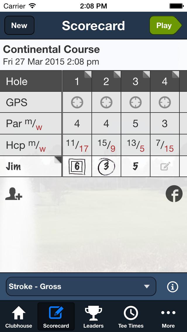 Continental Golf Flagstaff screenshot 3