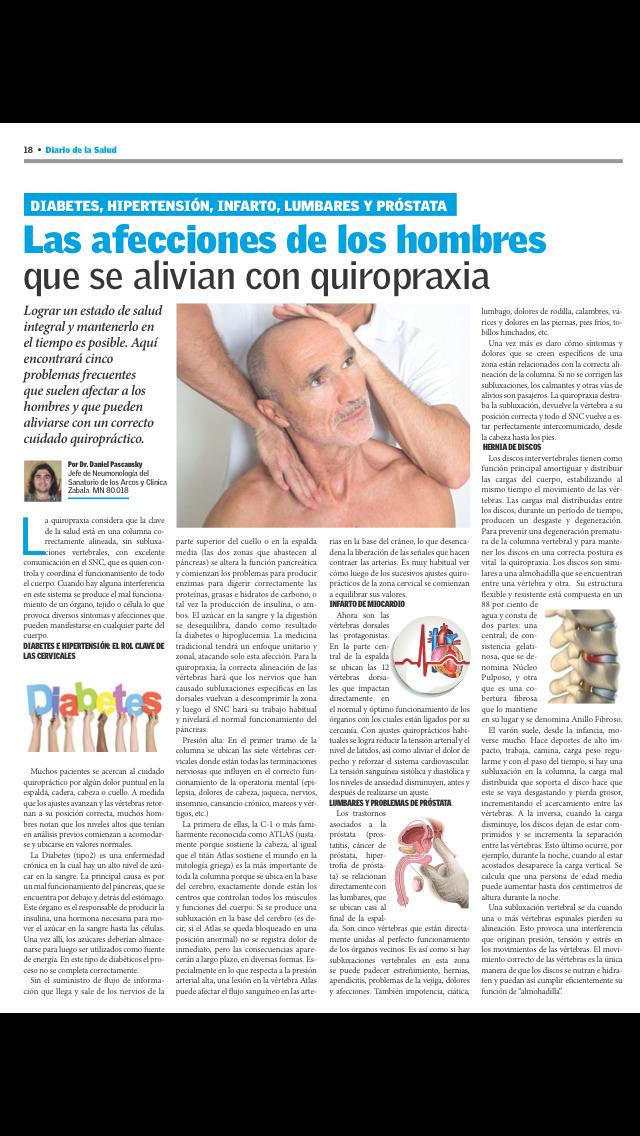 Diario de la Salud screenshot 4