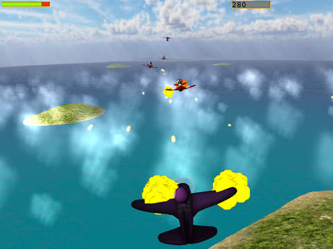 Penguin Dogfight screenshot 7