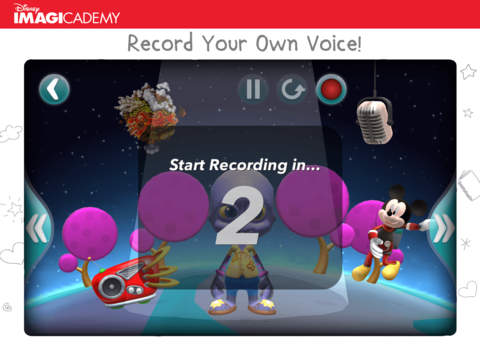 Mickey's Shapes Sing-Along by Disney Imagicademy screenshot 8