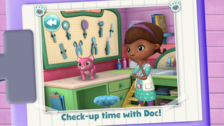 Doc McStuffins Pet Vet screenshot 3