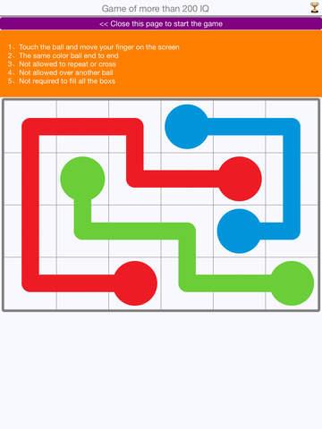 Colored Balls - Game of IQ screenshot 5