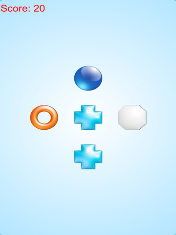 Challenge Mind With Clever Brain Game: Find Same Shape Free screenshot 6