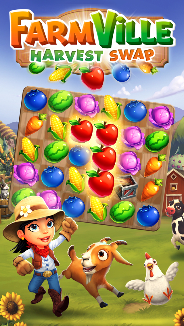 FarmVille: Harvest Swap screenshot 5