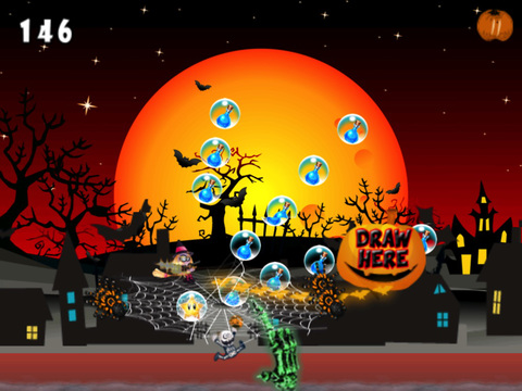 Ghost City Jumper screenshot 7