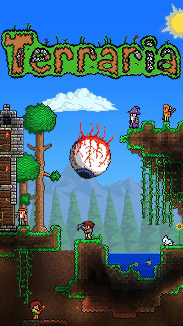 Terraria screenshot #1