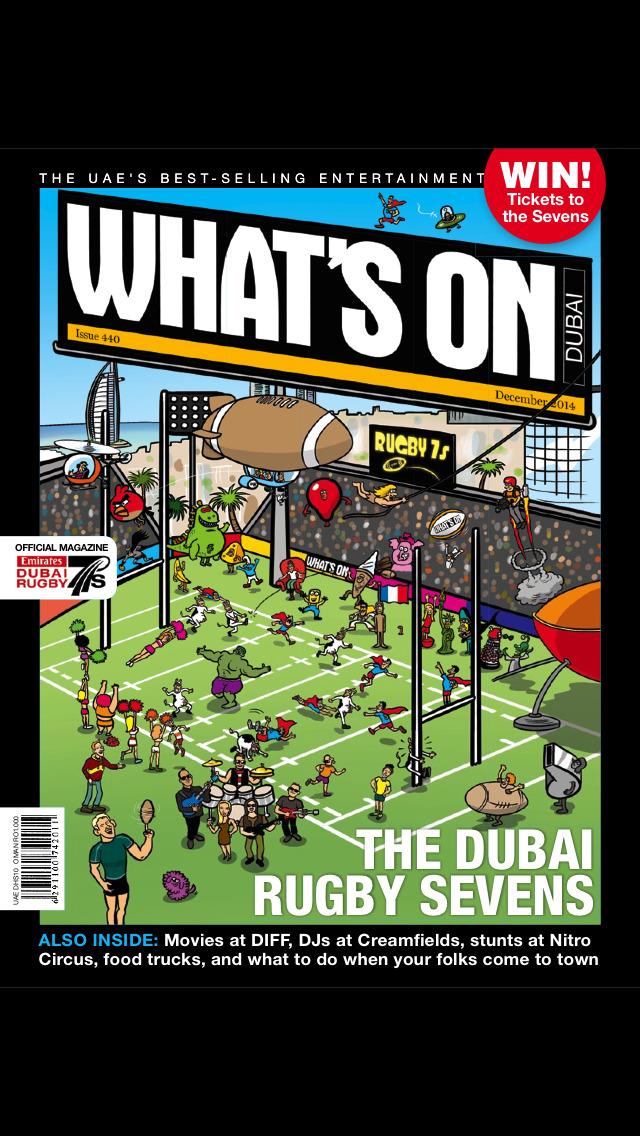 What's On Dubai screenshot 1