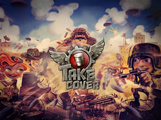 Take Cover ! screenshot 10