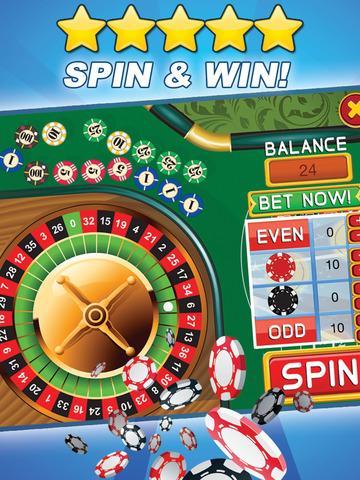 777 Wild Casino screenshot 8