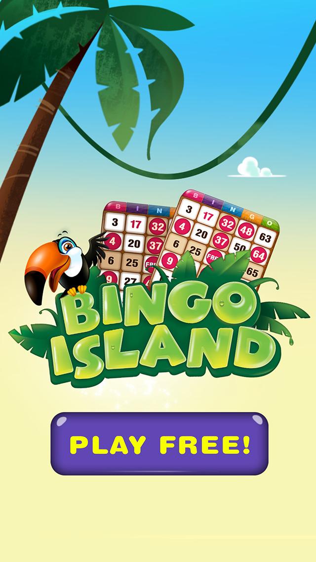 Bingo Island - free Bingo and Slots screenshot 1