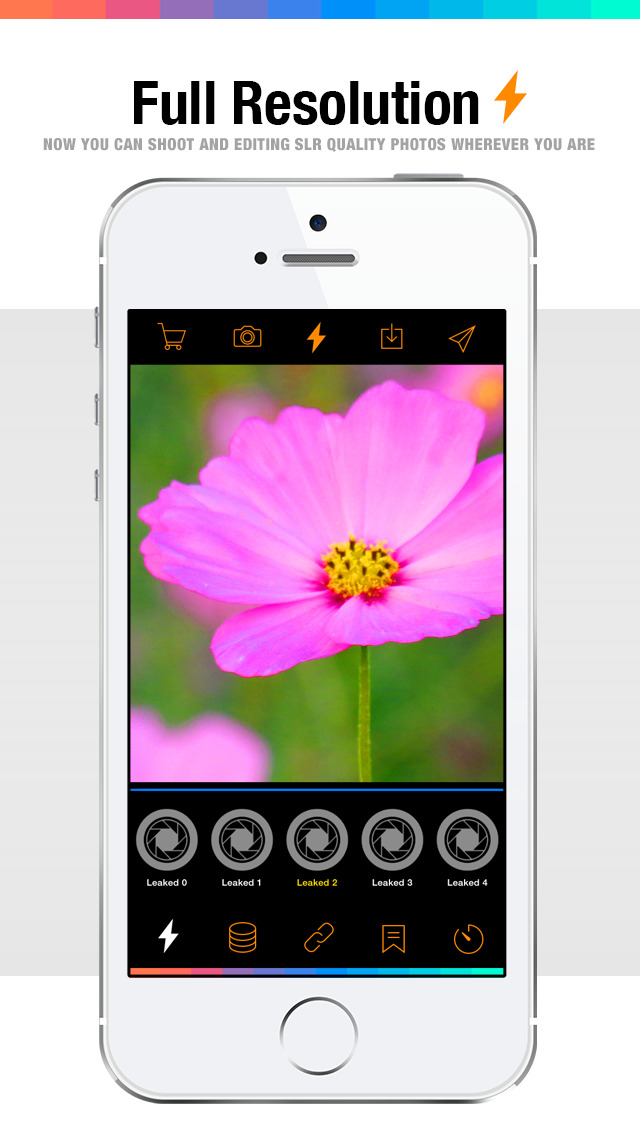 Live FX - camera effects plus photo editor screenshot 5