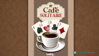 Café Solitaire screenshot 3