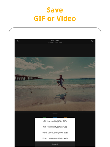ImgPlay Legacy - Video to GIF screenshot 10