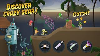 Zombie Catchers - Hunters! screenshot 4