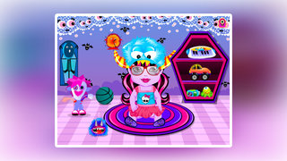 Monster Baby Bath screenshot 1