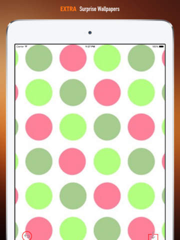 Polka Dot Wallpapers HD: Quotes Backgrounds Creator with Best Designs and Patterns screenshot 8