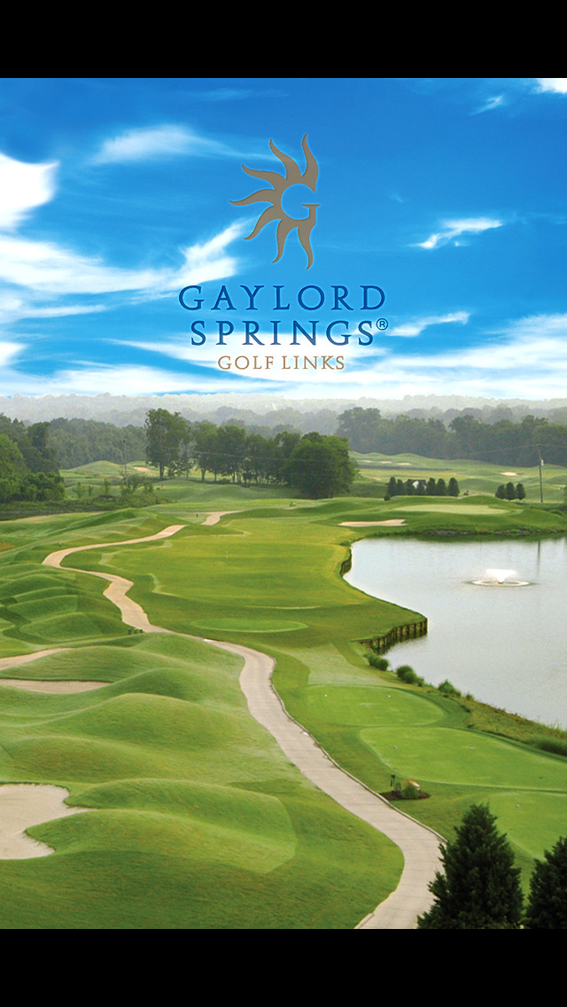 Gaylord Springs Golf Links screenshot 1