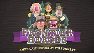 Frontier Heroes – A Planet H game from HISTORY screenshot 1