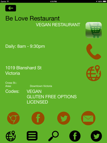 Meatless Monday Canada - Vancouver Veg screenshot 7