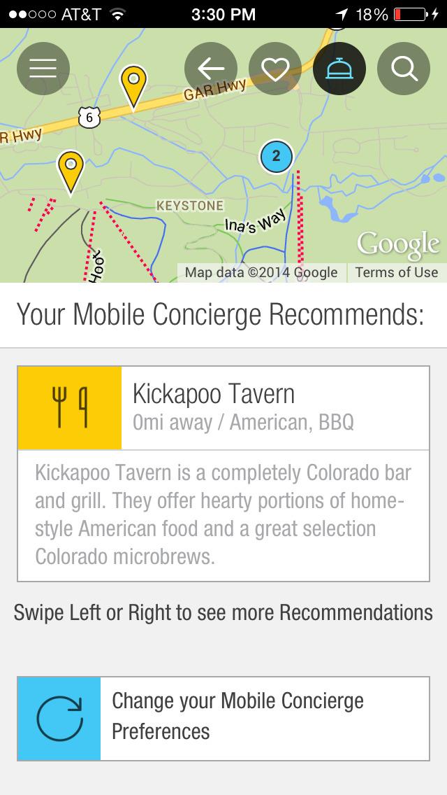 Keystone Colorado screenshot 3