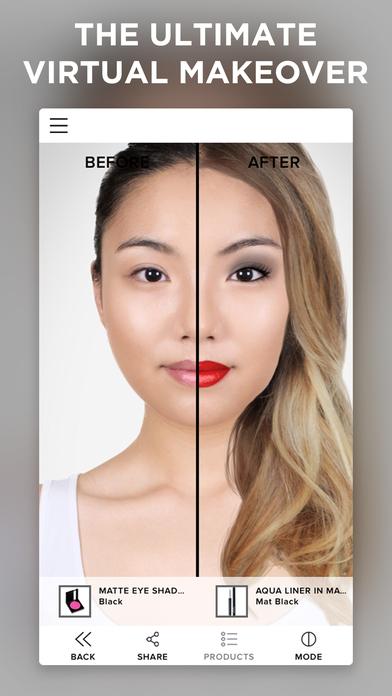 Makeup Free Iphone Ipad App
