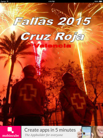 FALLAS 2016 Cruz Roja Valencia screenshot 6