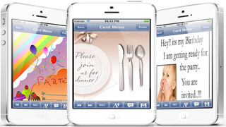 The Ultimate Invitation eCards - Customize and Send Invitation eCards with Invitation Text and Voice Messages screenshot 2