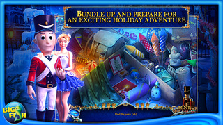 Christmas Stories: Hans Christian Andersen's Tin Soldier - The Best Holiday Hidden Objects Adventure Game (Full) screenshot 2