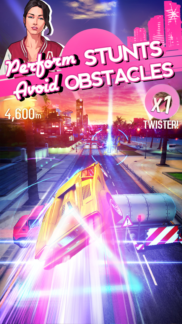 Asphalt Overdrive screenshot 2