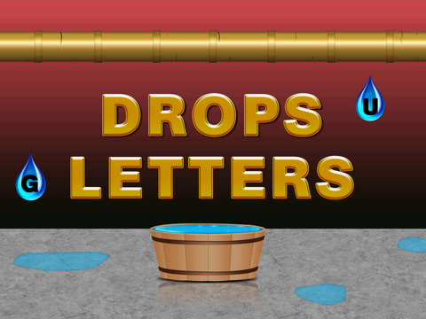 Drops Letters screenshot 4