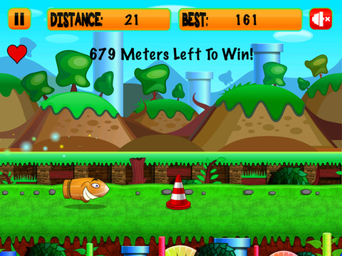 Bullet Runner - Run and Avoid Atom Obstacles screenshot 2