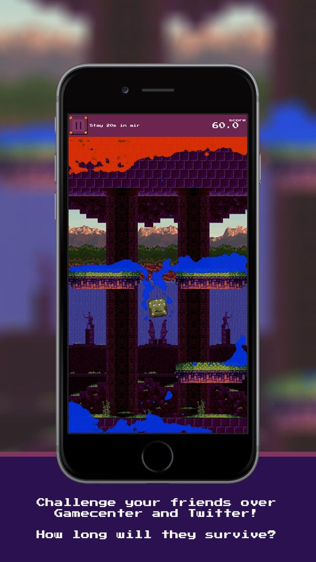 Splash Damage: Survive if you can screenshot 4