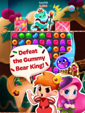 Candy Blast Mania Christmas screenshot 6