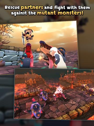 Help Me Jack: Atomic Adventure screenshot 6