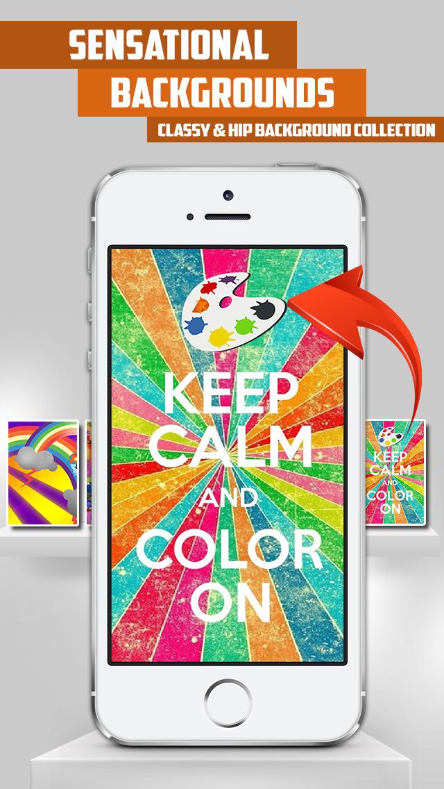 Keep Calm!!! Funny Poster Maker screenshot 5
