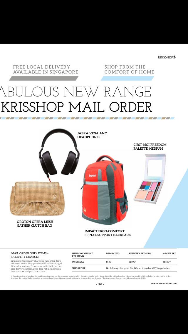 KrisShop Mag screenshot 5