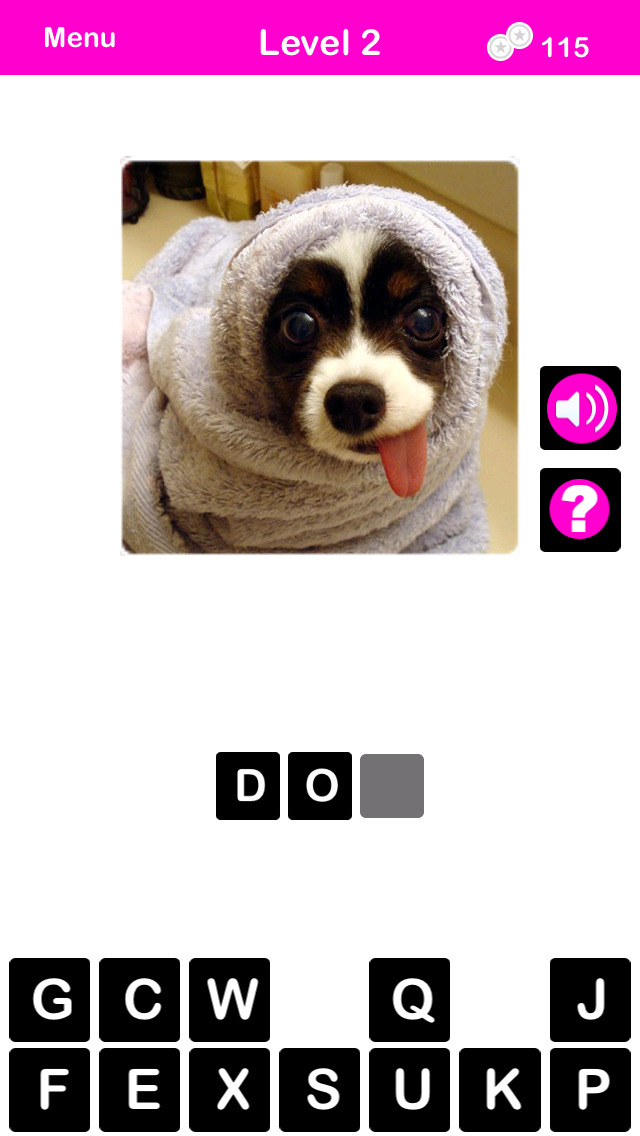 What's The Baby Animal? - The Cutest Animal Picture Word Trivia Game for EVERYONE! screenshot 2