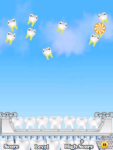 Free Game Plaque Attack Dentist Defense screenshot 8